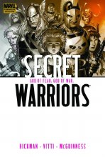 Secret Warriors Prem HC VOL 02 God of Fear God of War