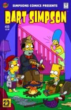 Bart Simpson Comics #52