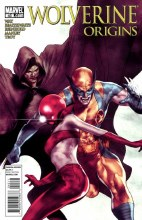 Wolverine Origins #45