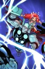 Avengers VS. Atlas #2 (of 4)