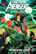 New Avengers Prem HC VOL 12 Power Loss
