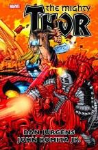 Thor By Dan Jurgens & John Romita Jr TP VOL 02