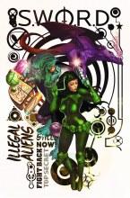 Sword #5 (Marvel)
