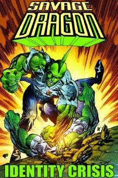 Savage Dragon Identity Crisis