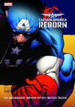 Captain America Reborn Prem HC