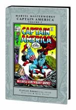 Marvel Masterworks Captain America HC VOL 05