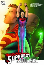 Superboy the Boy of Steel HC