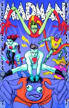 Madman Atomic Comics TP VOL 03