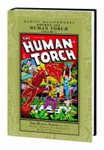 Mmw Golden Age Human Torch HC