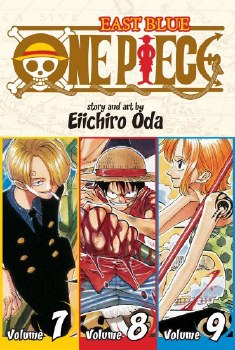 One Piece 3in1 TP VOL 03 (C: 1