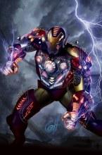 Thunderbolts #143 Iron Man By Design Horn Var
