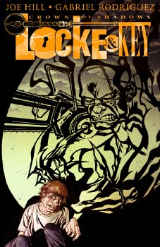 Locke & Key HC VOL 03 Crown of