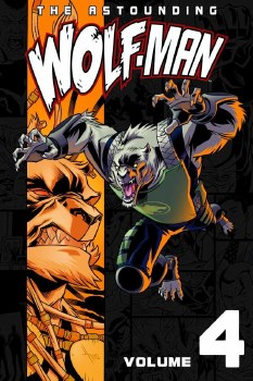 Astounding Wolf Man TP VOL 04