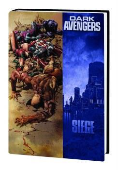 Siege Dark Avengers Prem HC