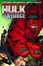 Hulk TP VOL 04 Hulk Vs X-Force