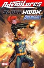 Marvel Adventures Black Widow & Avengers TP Digest