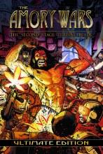 Amory Wars Ultimate Ed HC (Mr)