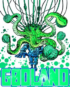 Godland Celestial Ed HC VOL 02