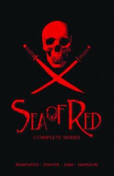 Sea of Red Slipcase Coll (Mr)