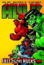 Hulk Prem HC VOL 05 Fall of Hulks
