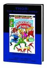 Thor Warriors Three Prem HC Dm