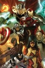 Avengers #1 Djurdjevic Var Ha