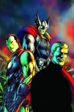 Avengers Prime #1 (of 5) Ha