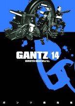 Gantz TP VOL 14 (Mr) (C: 0-1-2