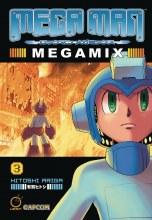 Mega Man Megamix GN VOL 03