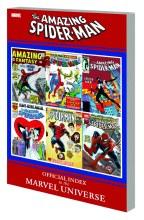 Amazing Spider-Man TP Off Index Marvel Universe GN