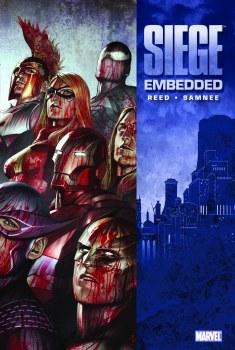 Siege Embedded Prem HC