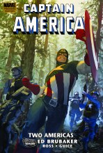 Captain America Prem HC Two Am
