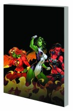 Hulk Fall of Hulks TP Savage S