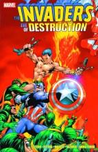 Invaders TP Eve of Destruction