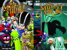 Muppet Show #8 (C: 1-0-0)