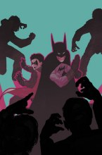 Batman and Robin #14 Var Ed
