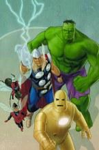 Avengers Origin #5 (of 5)