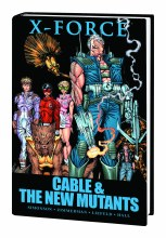 X-FORCE HC CABLE&NEW MUTANTS