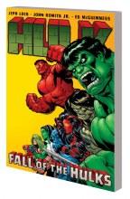 Hulk TP VOL 05 Fall of Hulks