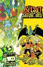 Cartoon Network 2-in-1 TP Ben 10 Alien Force/ Secret Saturdays