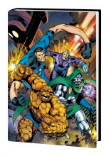 Fantastic Four By Jonathan Hic