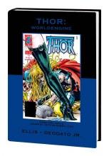 Thor Worldengine Prem HC Dm Va