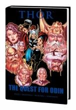 Thor Quest For Odin Prem HC