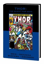 Thor Quest For Odin Prem HC Dm