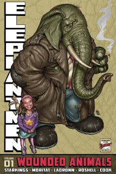 Elephantmen TP VOL 01 Wounded