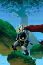 Astonishing Thor #1 (of 5) Foi