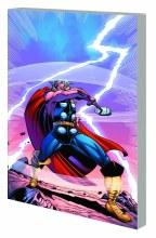Thor Vs Seth Serpent God TP