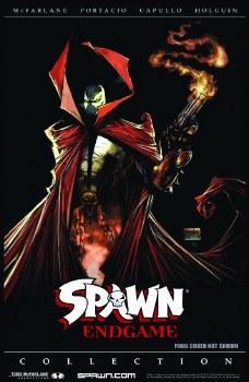 Spawn Endgame Collection TP