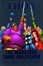 Thor Warriors Three Unleashed