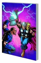 Marvel Adventures Avengers Tho